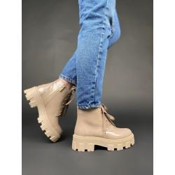 Ботинки на подошве Prada